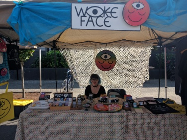 Wokeface had some really adorable creations.