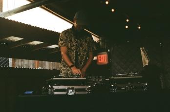 DJ Bobby D // Photo // Whitney Love