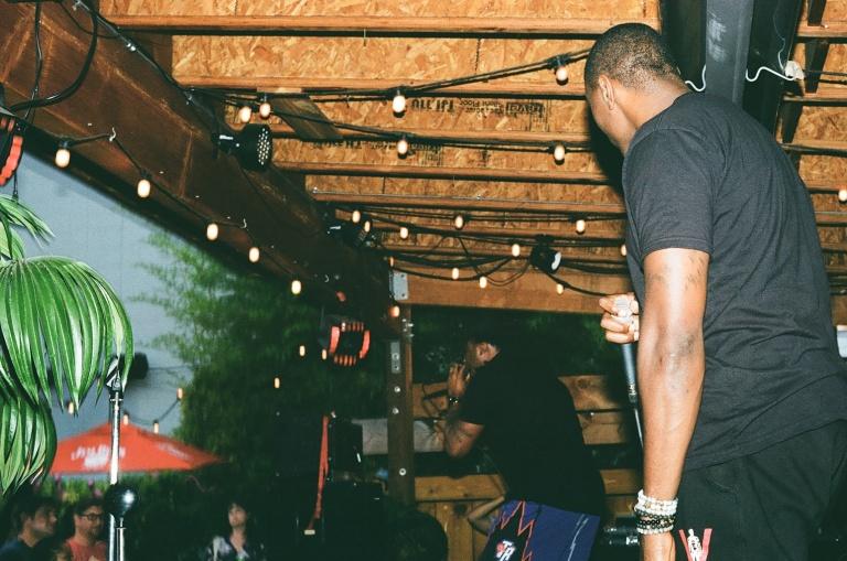 Rasheed Jamal // Photo // Whitney Love